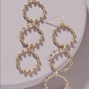 Anthropologie NWT earrings